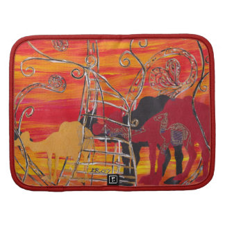 Camel Carnival Rickshaw Folio Folio Planners