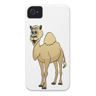 Camel Cartoon iPhone 4 Case-Mate Case