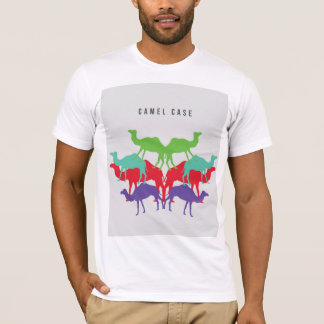 Camel Case T-Shirt