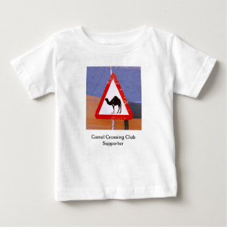 Camel Crossing Club Supporter Baby T-Shirt