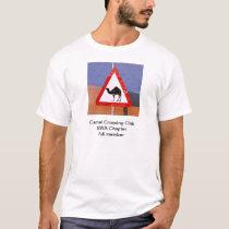 Camel Crossing Club SWA Chapter full member T-Shirt