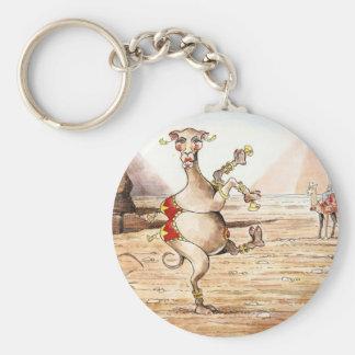 Camel Dance Keychain