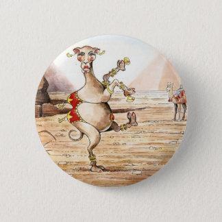 Camel Dance Pinback Button