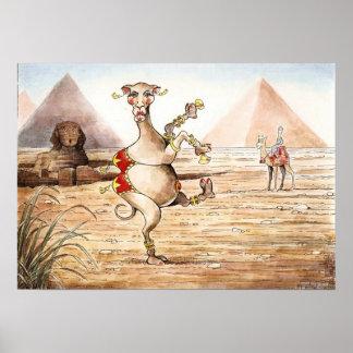 Camel Dance Poster