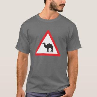 Camel Danger T-Shirt