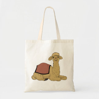 Camel dromedary camel dromedary budget tote bag