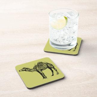 Camel Encrypted Drink Coaster