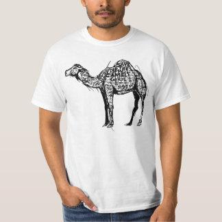 Camel Encrypted T-Shirt