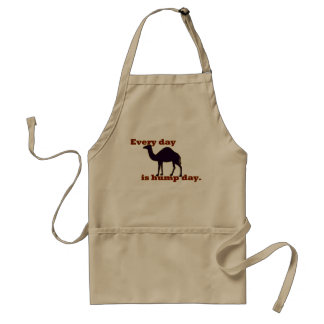 Camel - Every Day is Hump Day Adult Apron