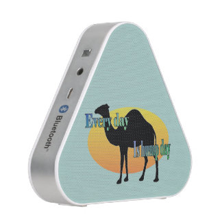 Camel - Every Day is Hump Day Bluetooth Speaker