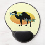 Camel - Every day is hump day Gel Mouse Mats
