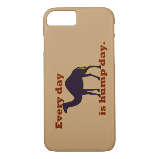 Camel Every Day is Hump Day iPhone 8/7 Case