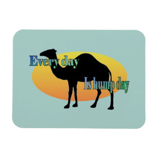 Camel - Every Day is Hump Day Magnet