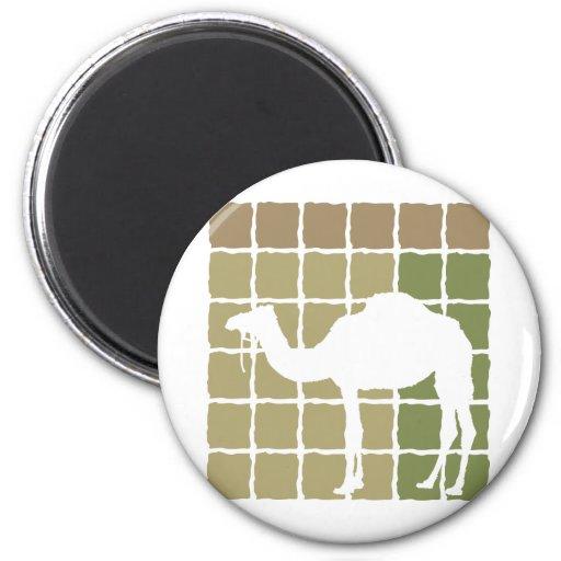 Camel Fridge Magnet
