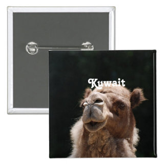 Camel from Kuwait Pins