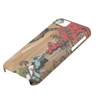 Camel Garden iPhone Case iPhone 5C Cover