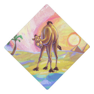 Camel Gifts & Accessories Graduation Cap Topper