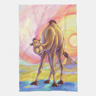 Camel Gifts & Accessories Towel