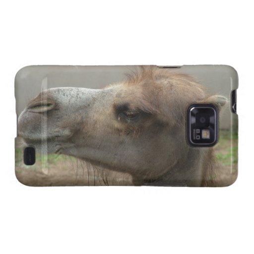 Camel Head Samsung Galaxy Case Galaxy S2 Cases