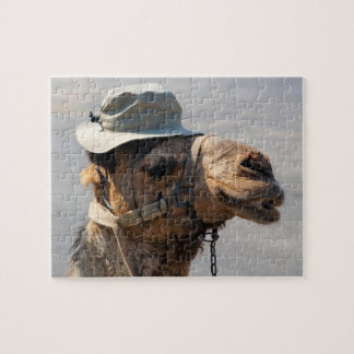 Camel in a Hat! Puzzle