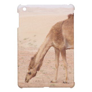 Camel in desert cover for the iPad mini