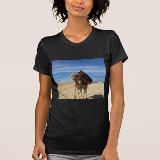 Camel in Egypt photograph T-Shirt