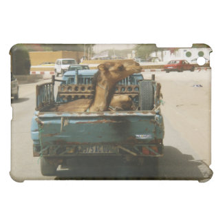 Camel iPad case