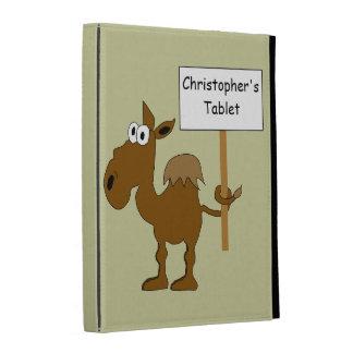 Camel iPad Case Template
