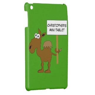 Camel iPad Mini Case Template