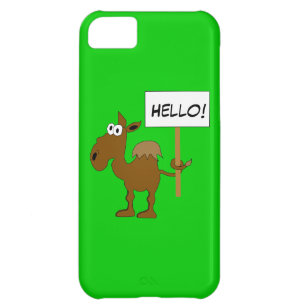 Camel iPhone 5 Cover Template