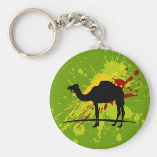 Camel Keychain