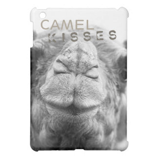 Camel Kisses Fun Closeup Photo iPad Mini Case