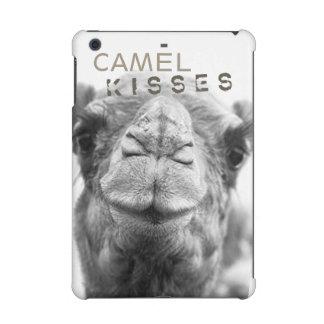 Camel Kisses Fun Closeup Photo iPad Mini Retina Cover