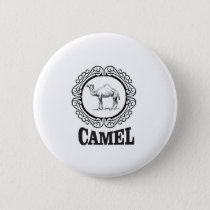 camel logo art button