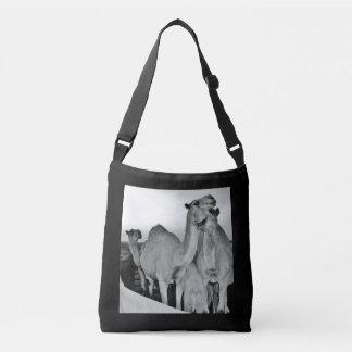 Camel Love Crossbody Bag