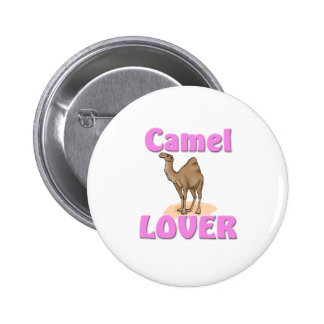 Camel Lover Pinback Buttons