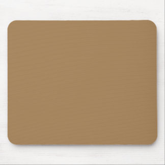 Camel Neutral Taupe Color Trend Blank Template Mouse Pad