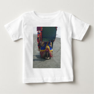 Camel on the toes.png baby T-Shirt