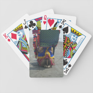 Camel on the toes.png bicycle playing cards