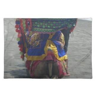 Camel on the toes.png cloth placemat