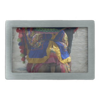 Camel on the toes.png rectangular belt buckle