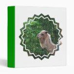 Camel Photo Design Binder