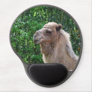 Camel Photo Design Gel Mouse Pad