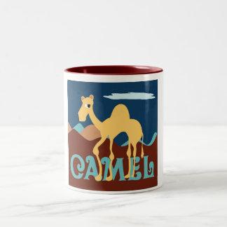 Camel Pic Coffe Mug