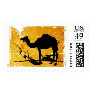 Camel Postage Stamps