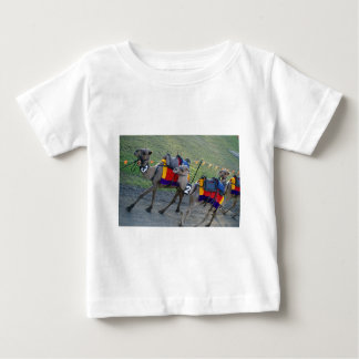 Camel Races Baby T-Shirt