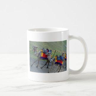 Camel Races Coffee Mug