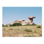 Camel Rock, New Mexico Postcard