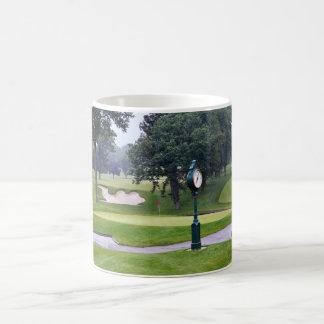Camel Sand Trap, Medinah, Illinois, Golf Course Coffee Mug