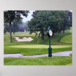 Camel Sand Trap, Medinah, Illinois, Golf Course Poster